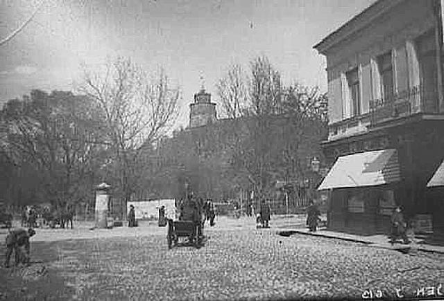 Cathedral Square 1899