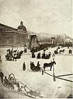 Cathedral square 1863